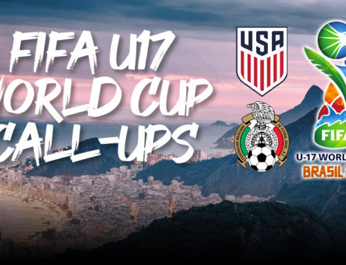 Four Cal South Alumni Named to 2019 FIFA U-17 Men's World Cup Rosters